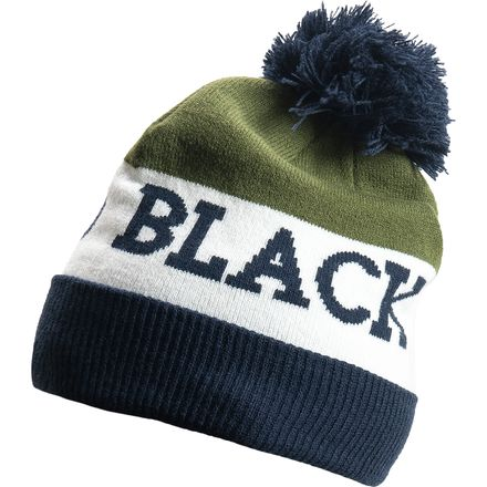 Black Diamond Tom Pom Beanie - Men's