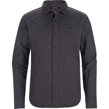 Black Diamond Chambray Modernist Shirt - Men's