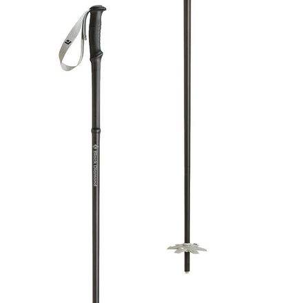 Black Diamond Helio Fixed Length Carbon Ski Poles