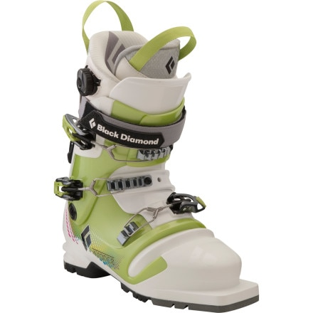 Black Diamond Trance Telemark Ski Boot - Women's