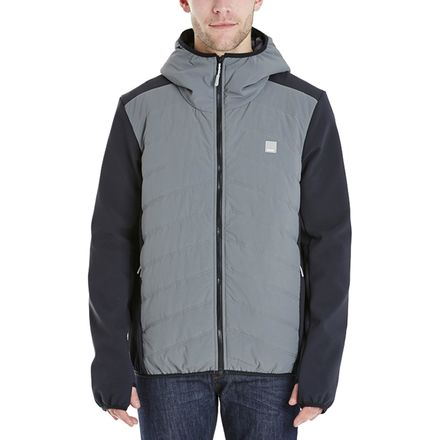 Bench Mixed Up Insulated Jacket - Men's