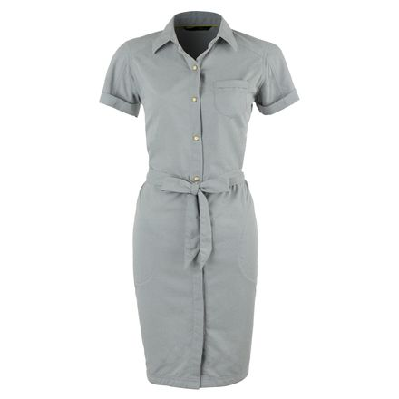 Basin and Range Mirror Lake Shirt Dress - Women's