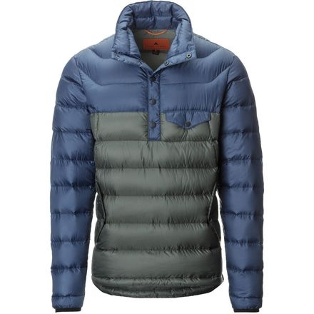 Basin and Range Wasatch 800 Down Pullover Jacket - Men's