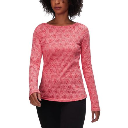 Basin and Range Silver Star Long-Sleeve Top - Women's
