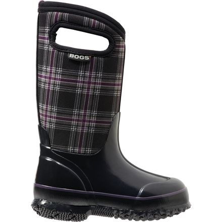 Bogs Winter Plaid Boot - Girls'
