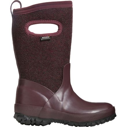 Bogs Crandall Wool Boot - Girls'