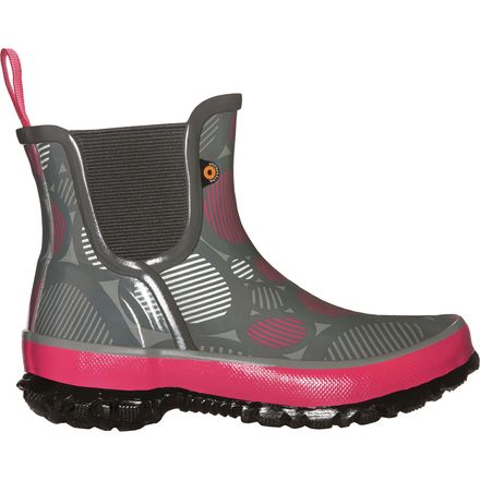 Bogs Amanda Slip On Multi Dot Rainboot - Toddler Girls'