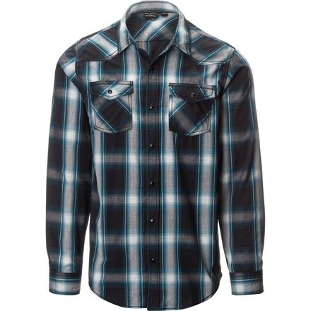 Burnside CP Button-Up Shirt - Men's
