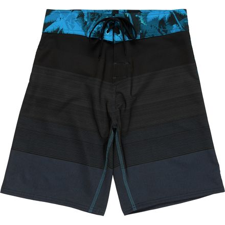 Burnside Tropical Cargo Board Short - Men's