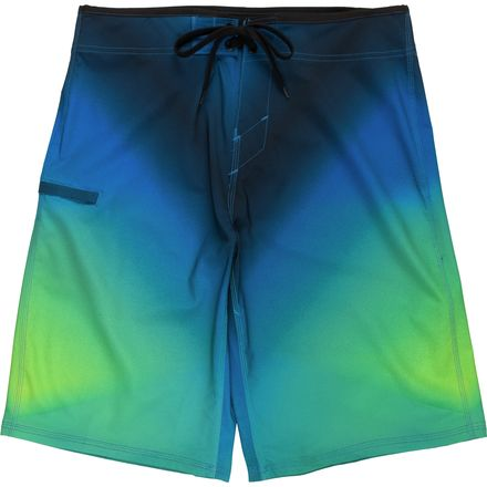 Burnside Tie Dye Board Short - Men's