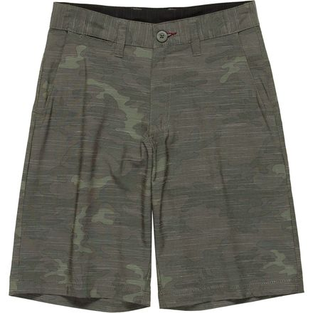 Burnside Primitive Multifunction Stretch Short - Boys'