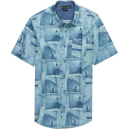 Burnside Surfer Short-Sleeve Shirt - Men's