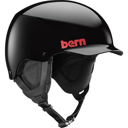 Bern Team Baker EPS Thin Shell Helmet with Earflaps - Men's