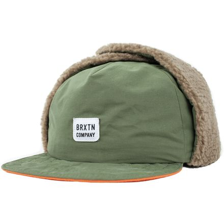 Brixton Alferos Four-Panel EF Cap - Men's