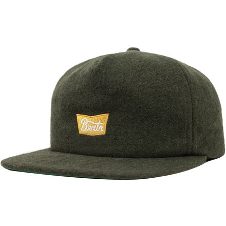 Brixton Stith Five-Panel Cap - Men's