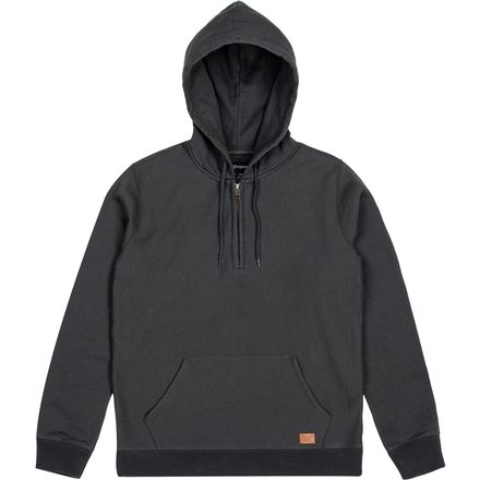 Brixton Longman 1/2-Zip Fleece Hoodie - Men's