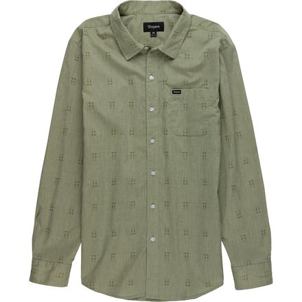 Brixton Charter Long-Sleeve Shirt - Men's
