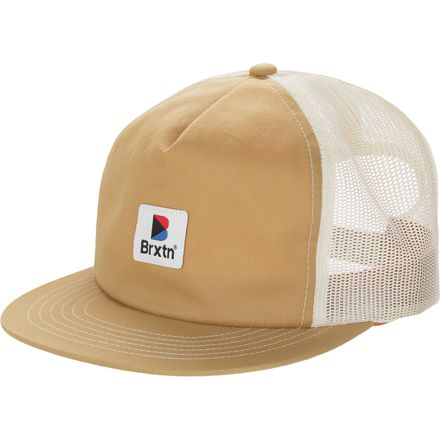 Brixton Stowell HP Trucker Hat - Men's