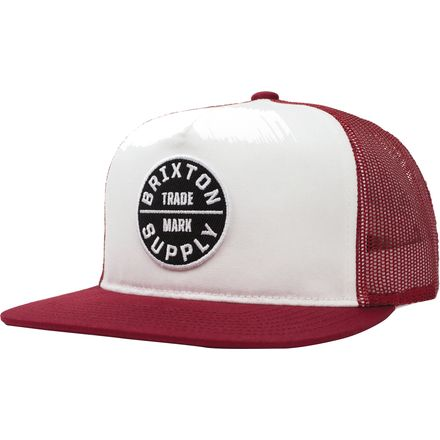 Brixton Oath III Trucker Hat - Men's