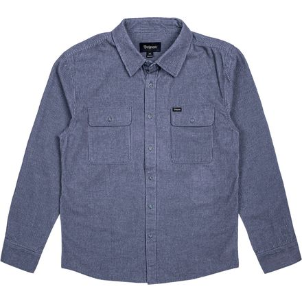 Brixton Donez Long-Sleeve Flannel - Men's