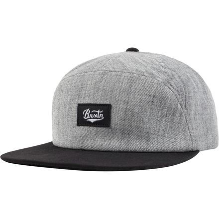 Brixton Bert 7-Panel Cap - Men's