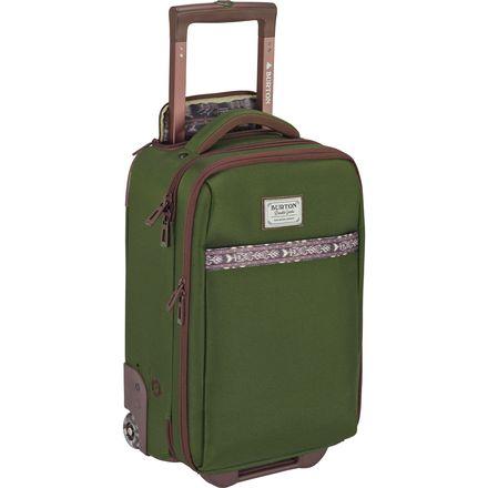 Burton Wheelie Flyer Travel Bag Review