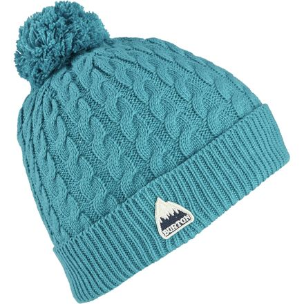Burton Mini Cable Pom Beanie - Women's