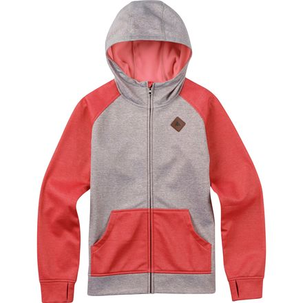 Burton Scoop Full-Zip Hoodie - Girls'