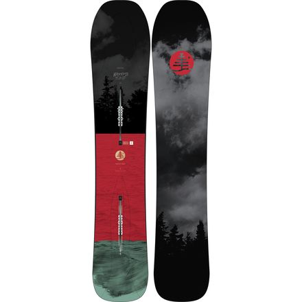 Burton Family Tree Working Stiff Snowboard