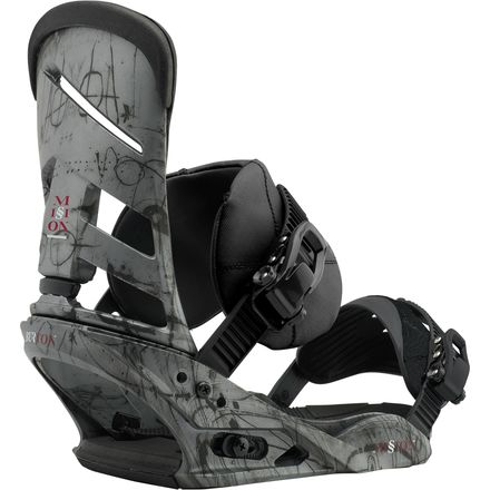 Burton Mission Re:Flex Snowboard Binding