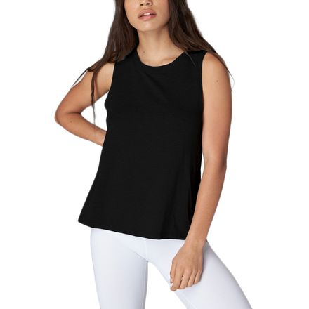 Beyond Yoga Varsity High Low Tank Top - Women's