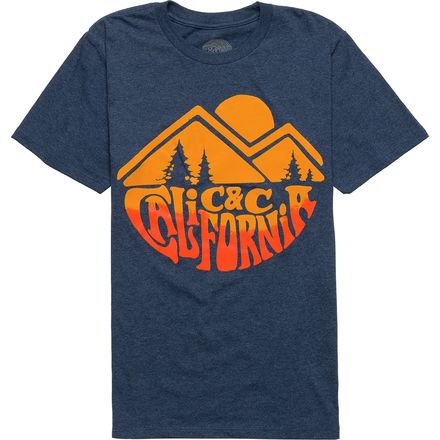 C&C California Short-Sleeve Mountain T-Shirt - Men's