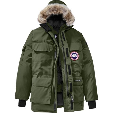 Canada Goose Expedition Down Parka - Men's | Backcountry.com