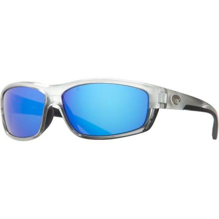 9a479541e691 Costa Del Mar Saltbreak 400g Polarized Sunglasses - Silver/blue Mirror
