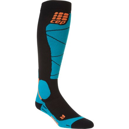 CEP Progressive Plus Ski Merino Sock - Men's