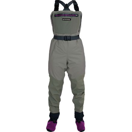 Compass 360 Ledges Breathable STFT Chest Wader - Women's