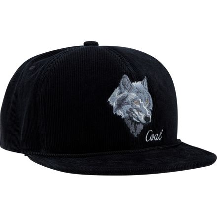 Coal Wilderness Snapback Hat - Men's