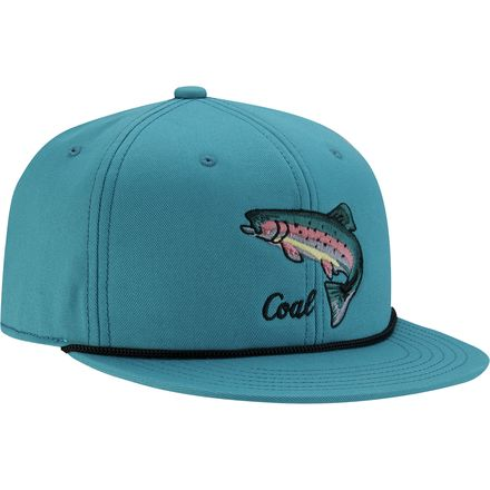 Coal Headwear Wilderness Snapback Hat - Men's