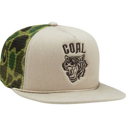 Coal Khan Trucker Hat