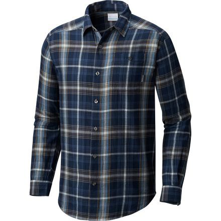 Columbia Cornell Woods Flannel Shirt - Long-Sleeve - Men's