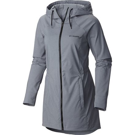 Columbia Sweet As Long Softshell Jacket - Women's