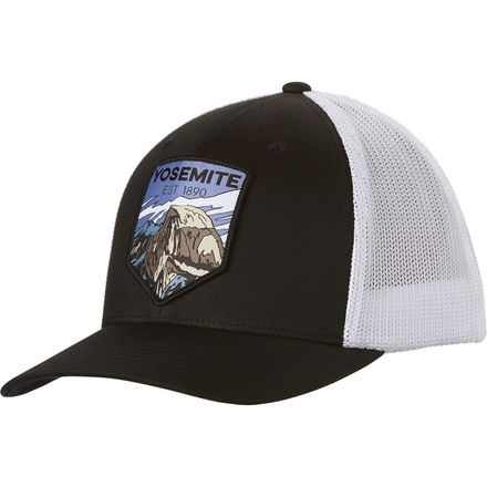 Columbia National Parks Mesh Hat