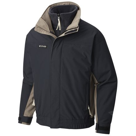 Columbia PNW Bugaboo 1986 Interchange Jacket  - Mens'