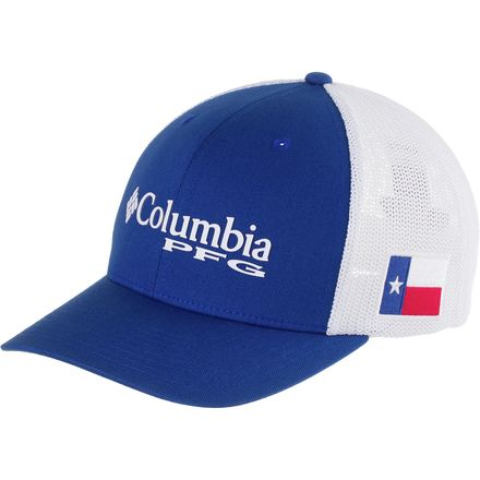 Columbia PFG Mesh Stateside Ball Cap - Men's