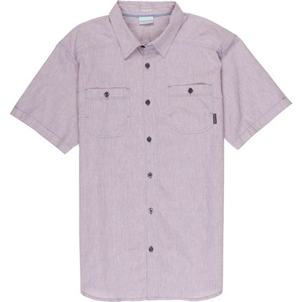 Columbia Sage Butte Short-Sleeve Shirt - Men's