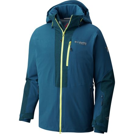 Columbia Titanium Powder Keg Down Jacket - Men's