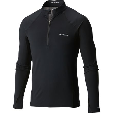 Columbia Midweight Stretch Long-Sleeve 1/2- Zip - Men's