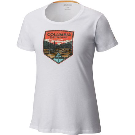 Columbia Badge T-Shirt - Women's