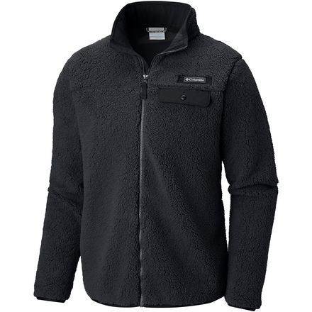 Columbia Mountain Side Heavyweight Fleece Full Zip Jacket