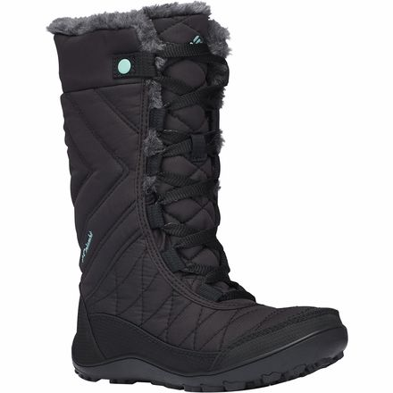 Columbia Minx Mid III Waterproof Omni-Heat Boot - Girls'